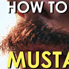 How to Trim a Mustache [VIDEO]