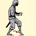 How to Walk Like a Ninja: An Illustrated Guide