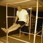Thumbnail image for How to Build the Ultimate Bodyweight Gym (Using Only PVC Pipe)