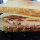 AoM Month of Sandwiches Day #17: The Turkey & Cream Cheese Sandwich