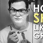 How to Shave Like Your Grandpa: An Instructional Film [VIDEO]