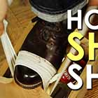 How to Shine Your Shoes [VIDEO]