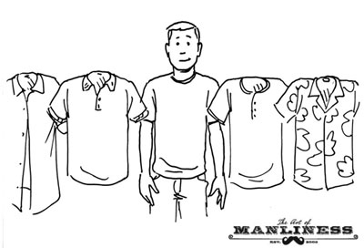 The art of manliness alternatives to t-shirt 400.