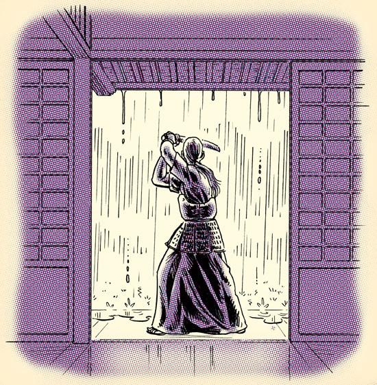 Samurai Rain 1