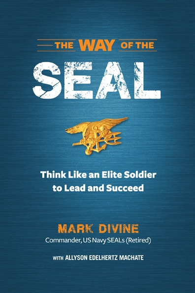 The way of seal book cover' by Mark Divine.