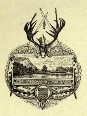 eli whitney Bookplate ex libris