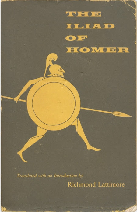 Amazon com  The Iliad  Signet Classics                   Homer