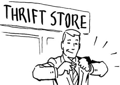 Upgrade Your Wardrobe on the Cheap | The Art of Manliness