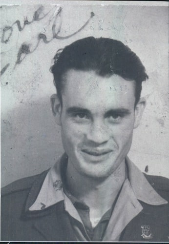 Earl McClung, courtesy the McClung family