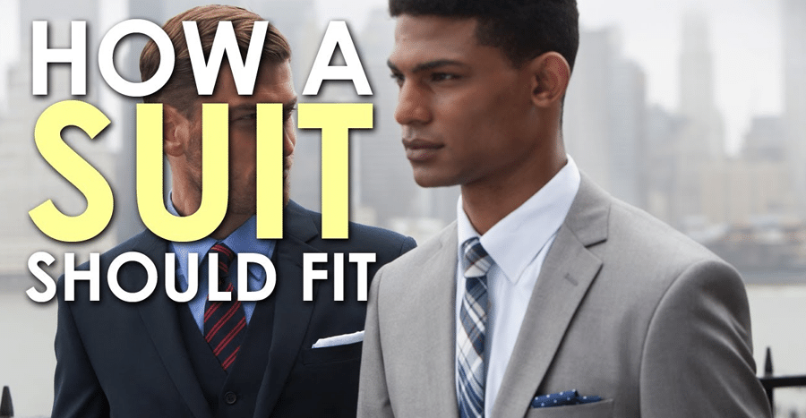 How a Suit Should Fit [VIDEO] | The Art of Manliness