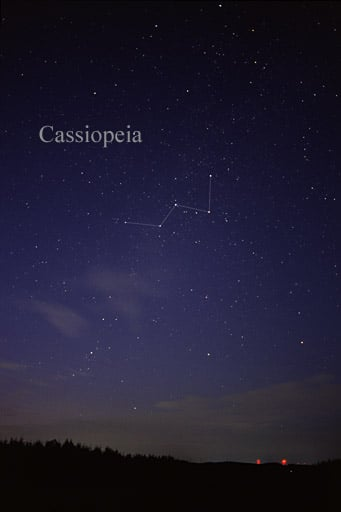 15 constellations every man should know and how to find them with its distinctive w shape formed by five bright stars cassiopeia is one of the most easily recognizable constellations in the night sky come fall and sciox Gallery