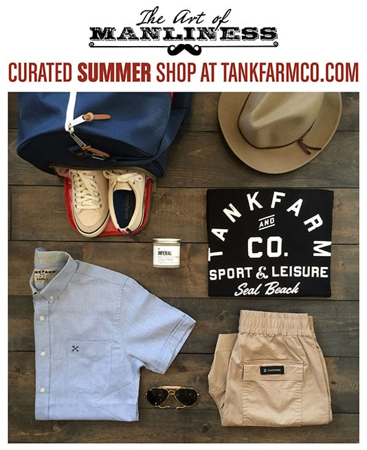 aom summer shop at Tankfarm