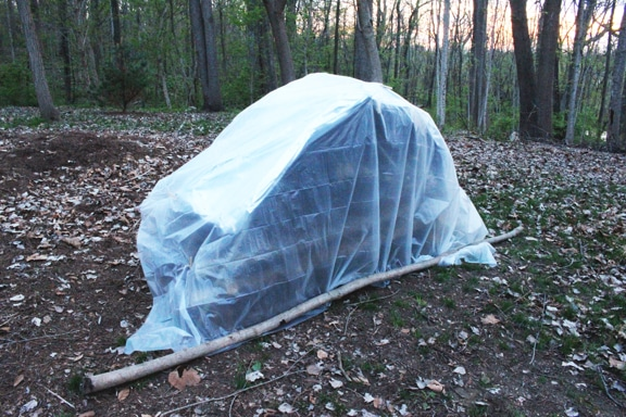 How to Build A Survival Shelter | The Art of Manliness
