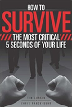 Book cover, how to survive by John Hudson.