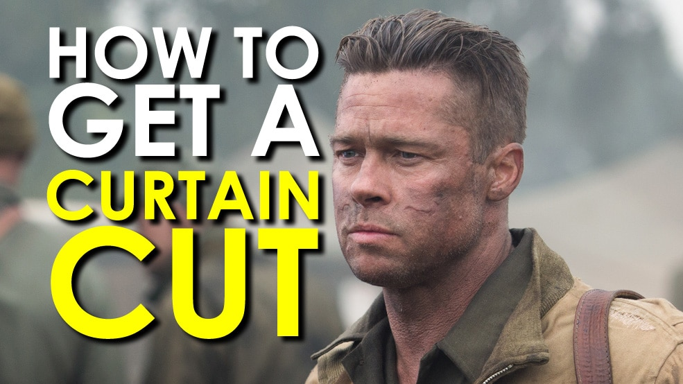 Curtainundercut Haircut Video The Art Of Manliness