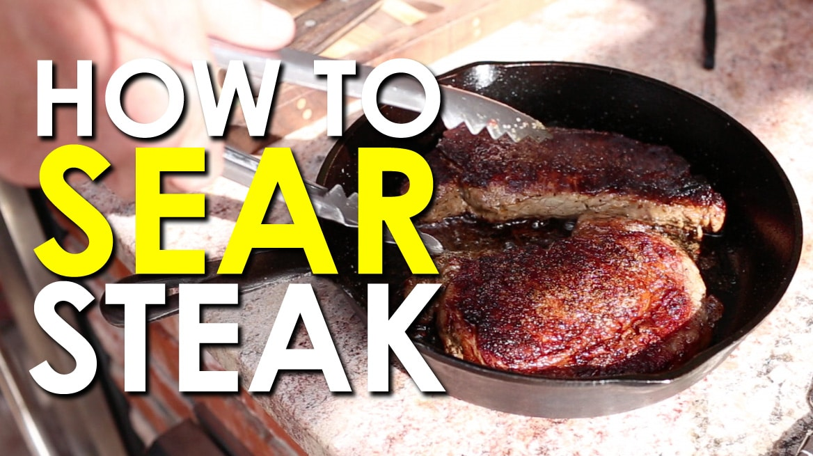 How to Cook Steak Like a Restaurant | The Art of Manliness