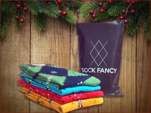 sock fancy subscription service