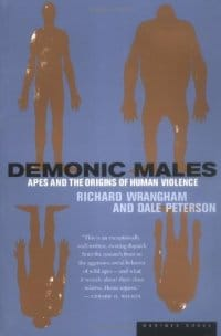 demonic males book cover richard wrangham
