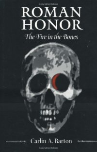 roman honor fire in the bones book cover carlin barton