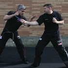 Thumbnail image for Krav Maga Technique of the Month: Defending a Straight Stab