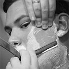 Thumbnail image for How to Shave With a Straight Razor [VIDEO]