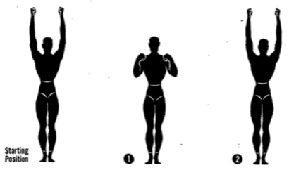 Starting Position posture ex 10.
