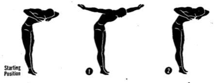 Starting Position Posture ex 7.