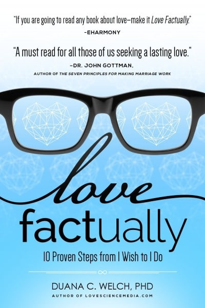 love factually book cover duana welch