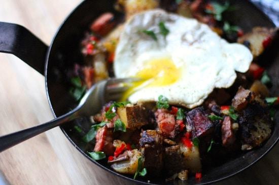 Hash Egg Fork