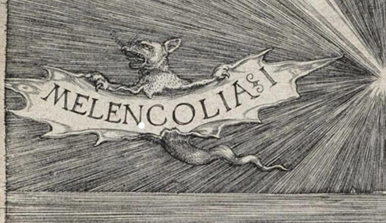 Risultati immagini per melancholia ancient greece