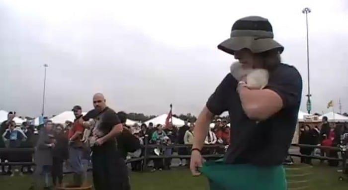 ferret legging competition