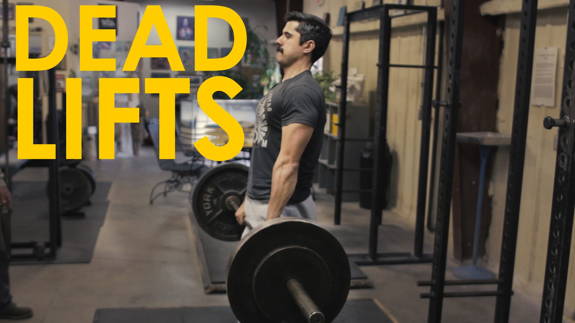 How to Do a Deadlift | The Art of Manliness