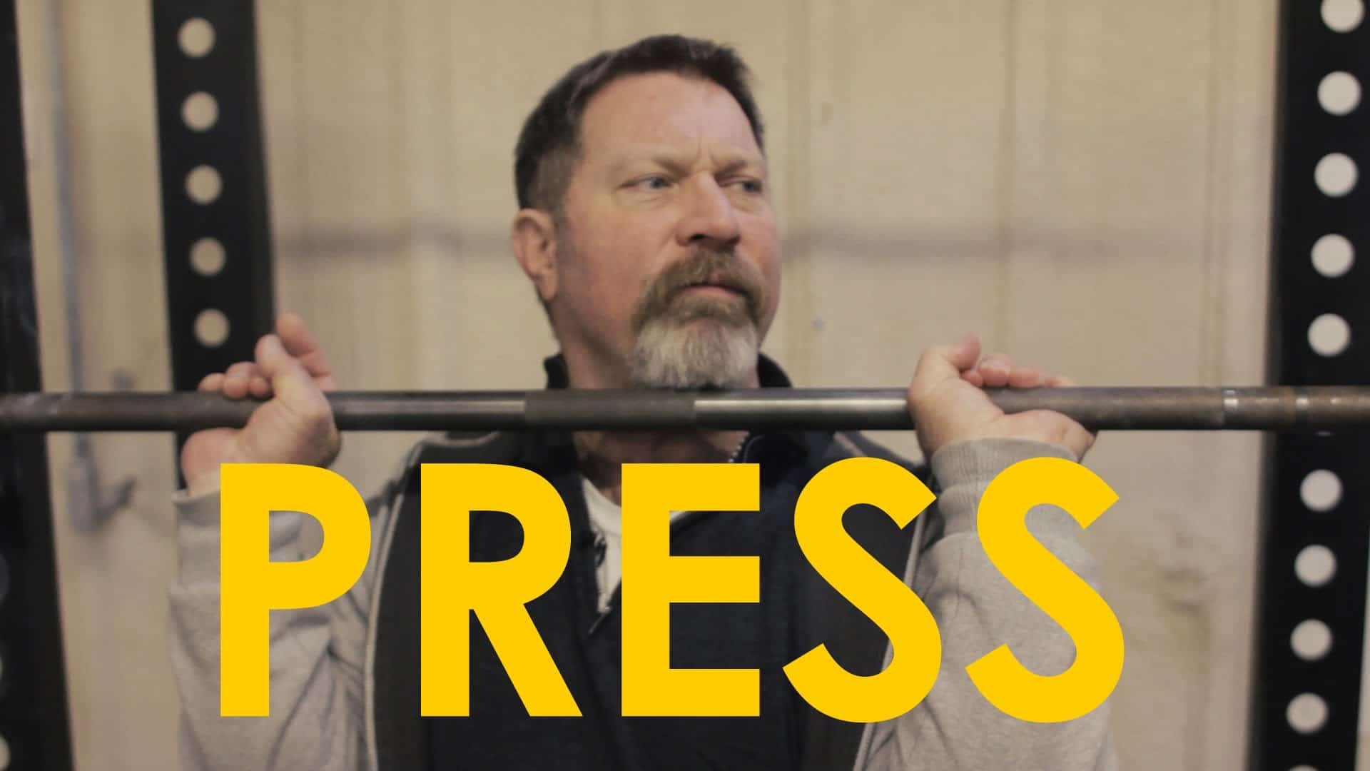 How to Do an Overhead Press | The Art of Manliness