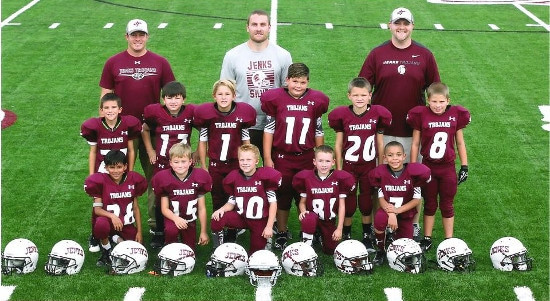 tulsa youth football team