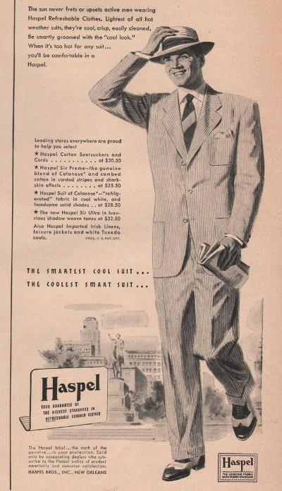 haspel seersucker suit ad