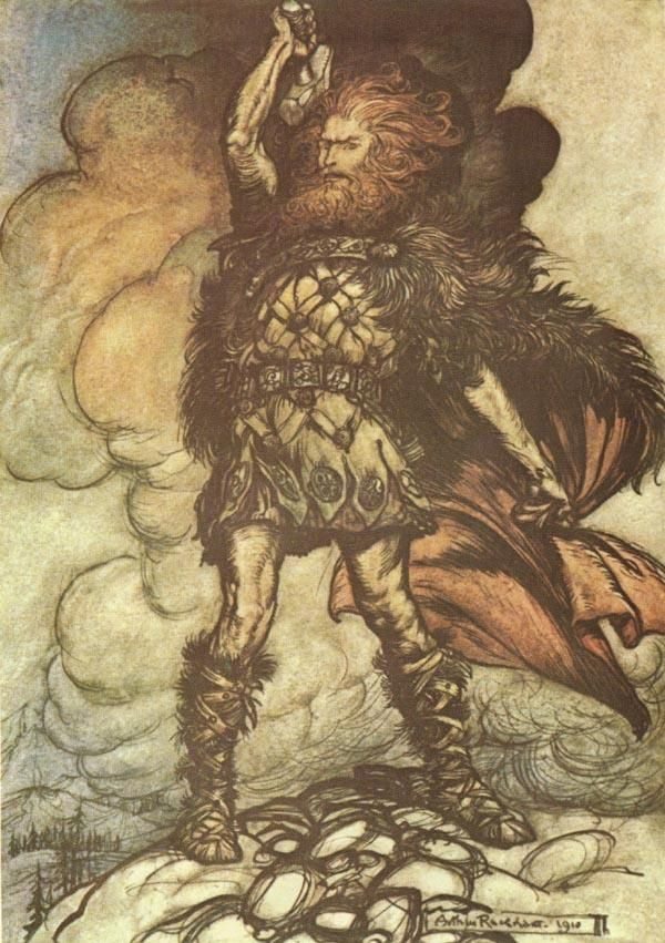 Thor - Lessons From Norse Mythology | The Art of Manliness