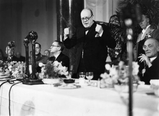 The Winston Churchill Guide to Public Speaking | The Art of Manliness