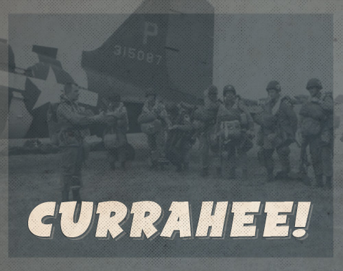 Currahee wwii battle cry.