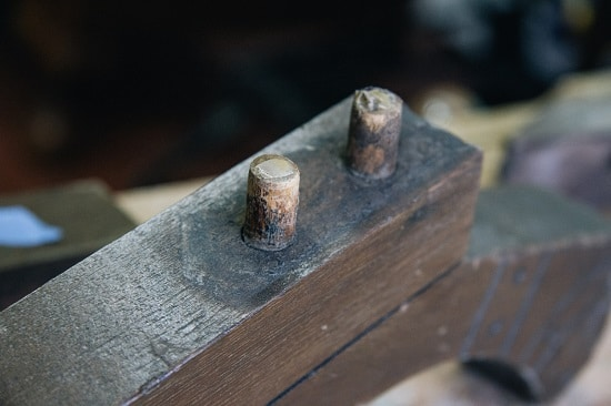 The Dowel Joint.
