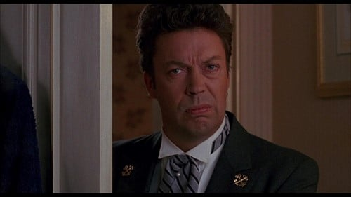 Tim Curry in home alone.