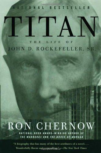 titan rockefeller by ron chernow