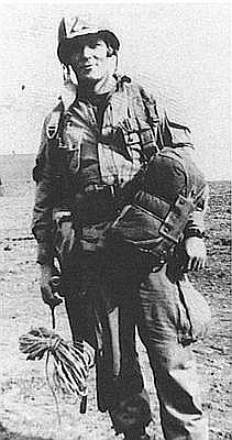 Dick Winters paratrooper airborne wwii