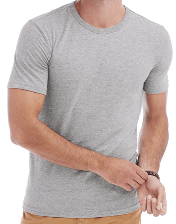 crewneck t-shirt How to Choose a T-Shirt