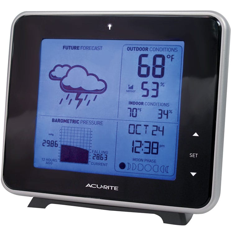acurite digital barometer
