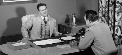 How to Take Charge in a Job Interview | The Art of Manliness