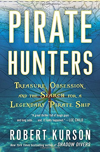 pirate hunters robert kurson book cover