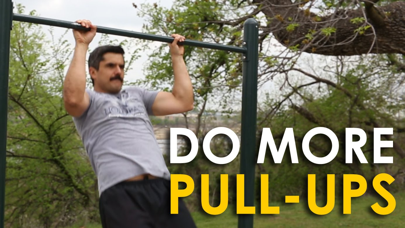 How to Do Pull-Ups [VIDEO] | The Art of Manliness