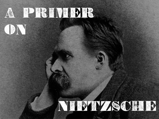 friedrich nietzsche side profile head shot