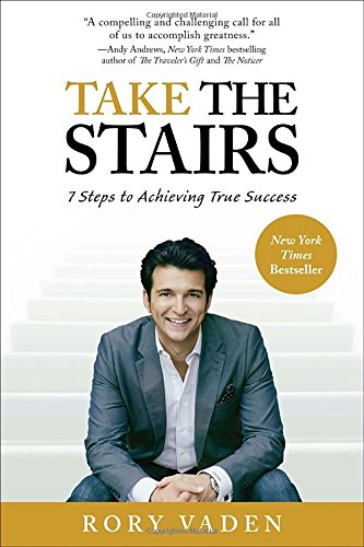 Take the Stairs Rory Vaden book cover