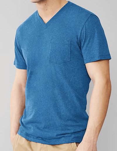 v-neck t-shirt how to choose a t-shirt - vneck - How to Choose a T-Shirt